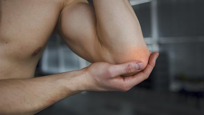 トレ 肘 痛み 筋